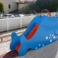 """Tobogan  """"Vilma"""" sa likom kita  """"Nemo"""""""