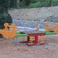 """Klackalica """"Federko"""" lik patke na 4 opruge 194/S"""