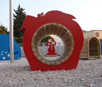 """Tunel - provlačilica """"Jabuka"""""""
