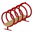 Provlačilica metalna okrugla