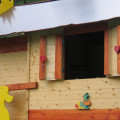 Kućica na stupovima