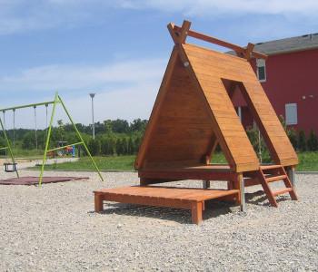 Kućica šator Medomenko